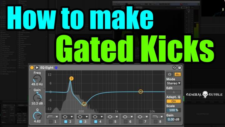 Tutorial: How to make Gated Kicks for Rawstyle