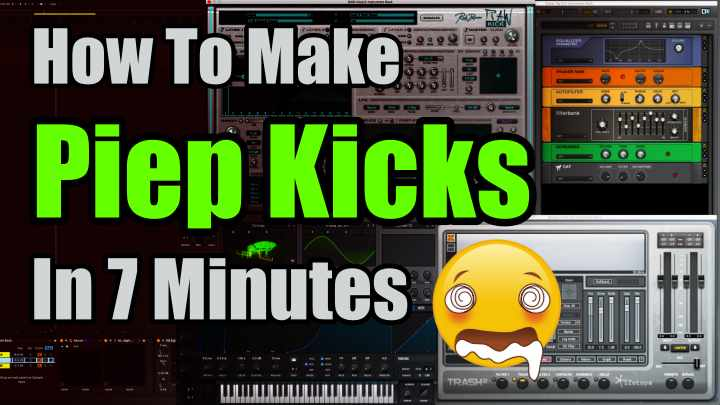 How To Make A Piep Kick