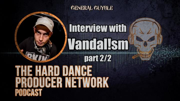 HDPN 017 – Interview with Vandal!sm part 2/2