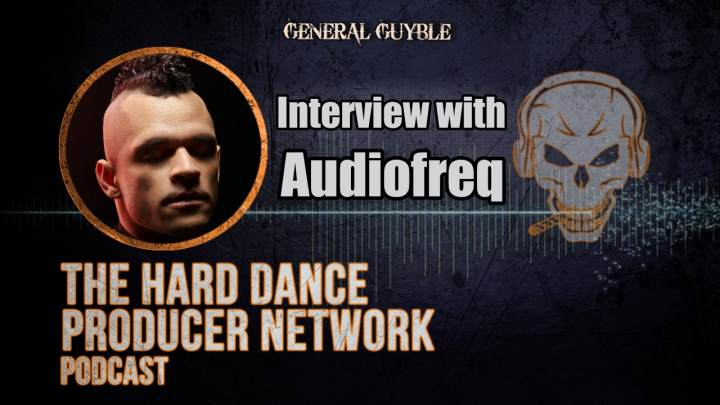 HDPN 023 – Interview with Audiofreq