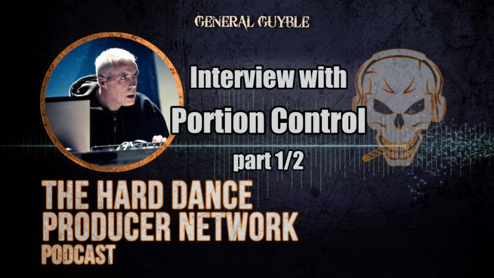 HDPN 027 – Interview with Portion Control part 1/2