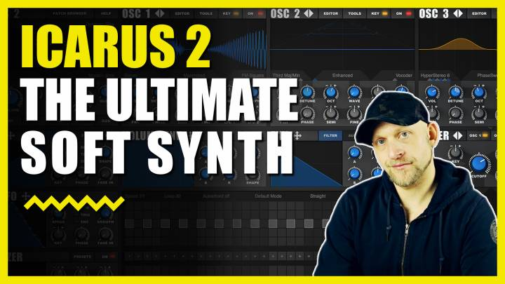 The ULTIMATE Synth VST – Review of Icarus 2 by Tone2