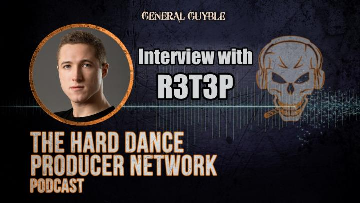 HDPN 032 – Interview with R3T3P