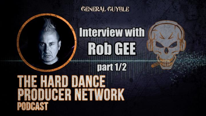 HDPN 035 – Interview with Rob GEE part 1/2