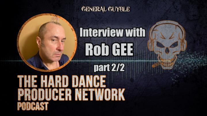 HDPN 036 – Interview with Rob GEE part 2/2