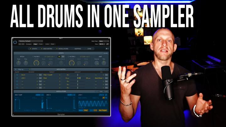 How To Build Drum Banks for FAST Workflow