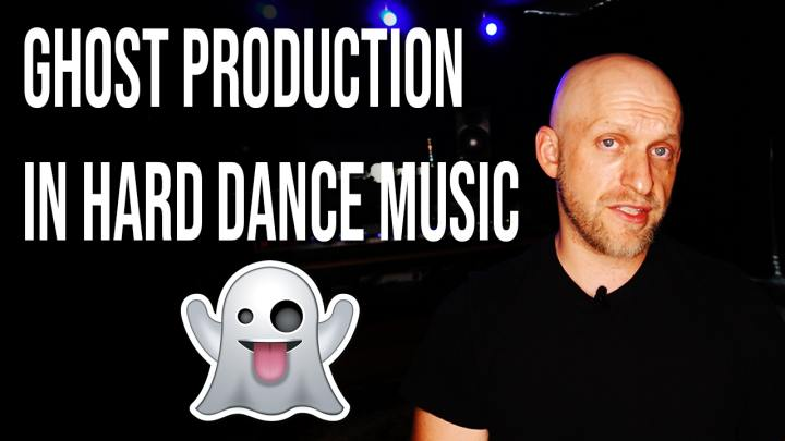 How to become a GHOST PRODUCER in Hardstyle