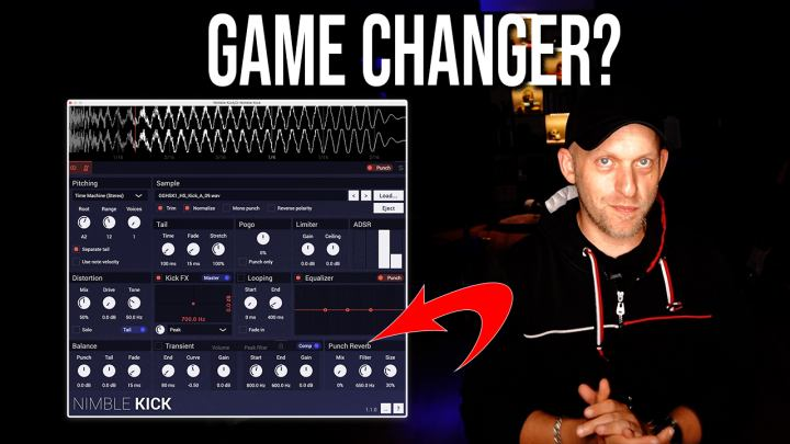 GAME CHANGER for HARDSTYLE KICKS – Nimble Kick 1.1.0 is out!