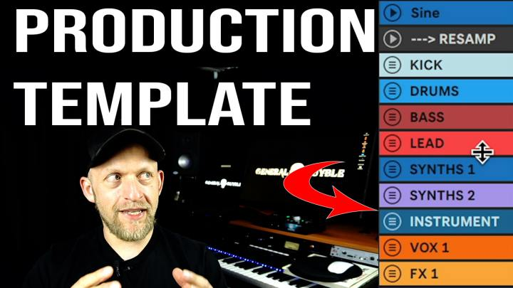 My Hardstyle/Rawstyle Production Template